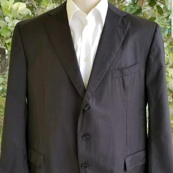 43c5b6f0 Ermenegildo Zegna Traveller Suit Jacket